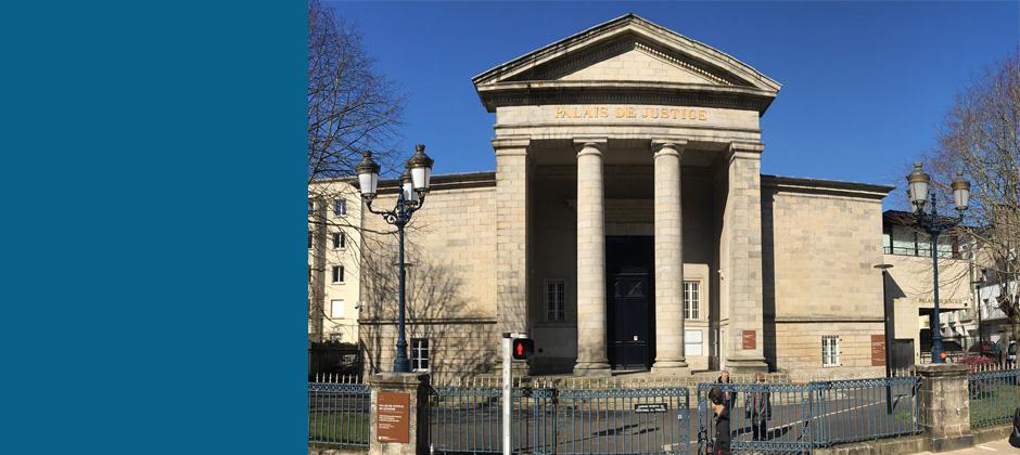 Tribunal Grande Instance de Quimper